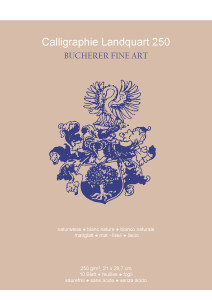250 gr Kalligraphieblock
